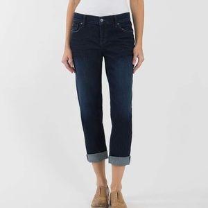 NWOT Level 99 BOYFRIEND Jeans Sienna Tomboy 27